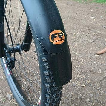 MudHugger Front Race FR Bicicleta Mud Guard