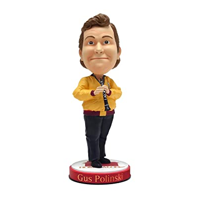 NECA Gus Polinski Home Alone John Candy - Limited Edition Bobblehead: Toys & Games