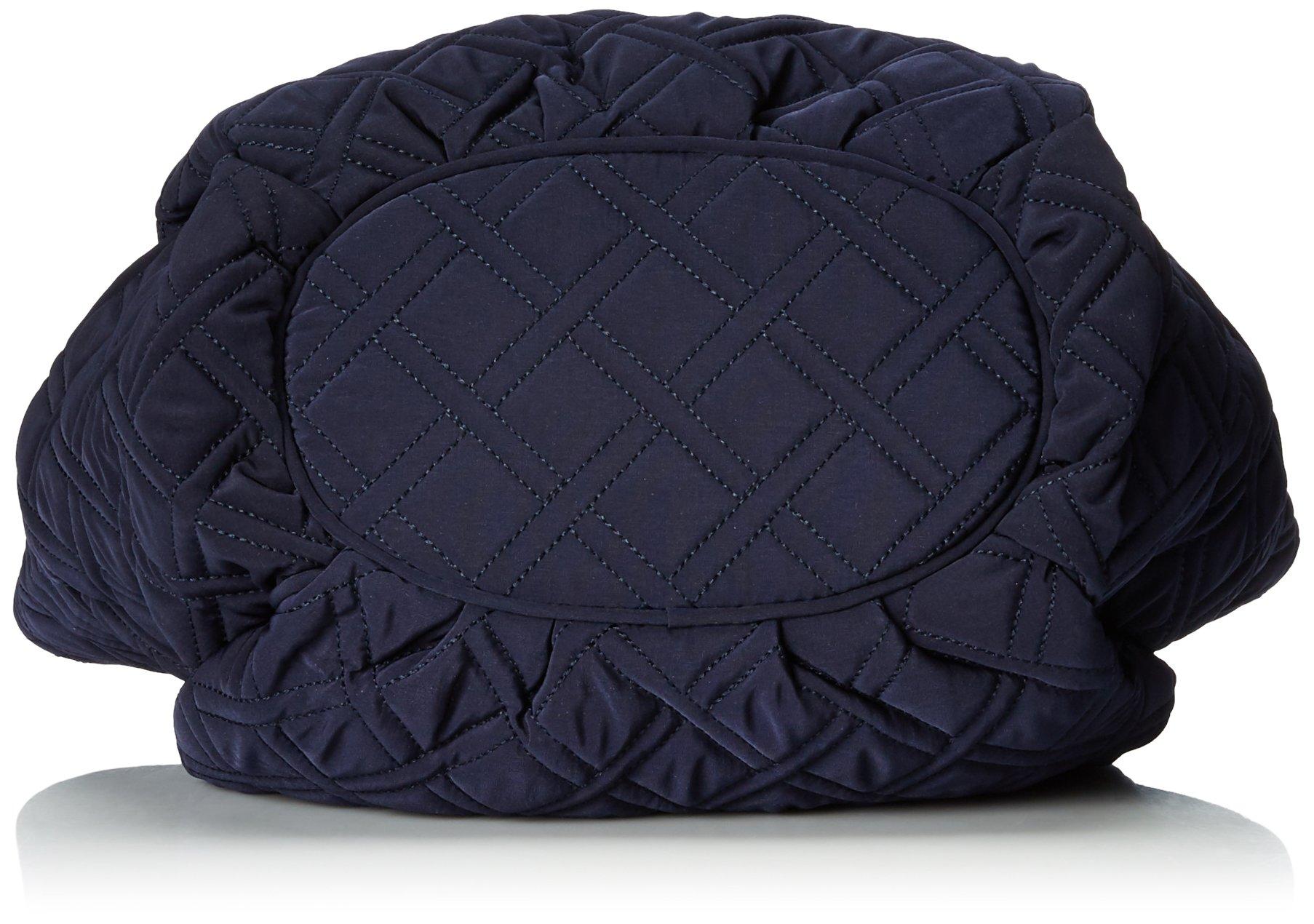 Vera Bradley Glenna 2 Shoulder Bag, Classic Navy, One Size by Vera Bradley (Image #4)