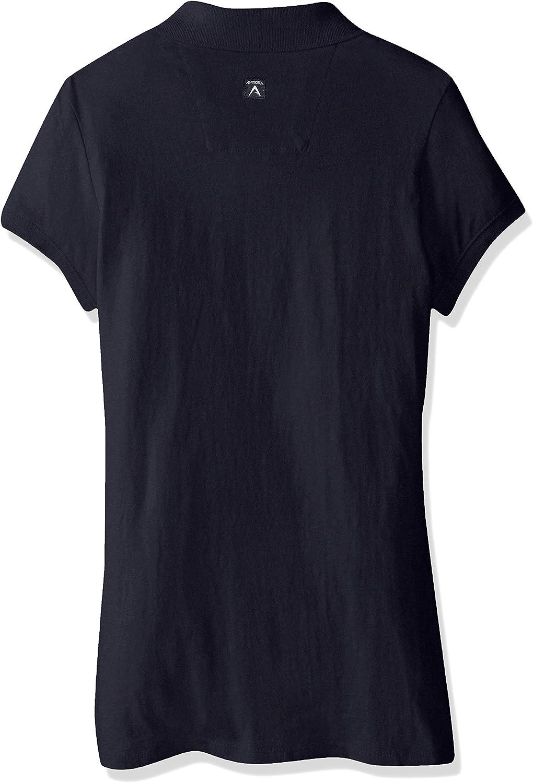 NFL Womens Denver Broncos Spark Short Sleeve Polo