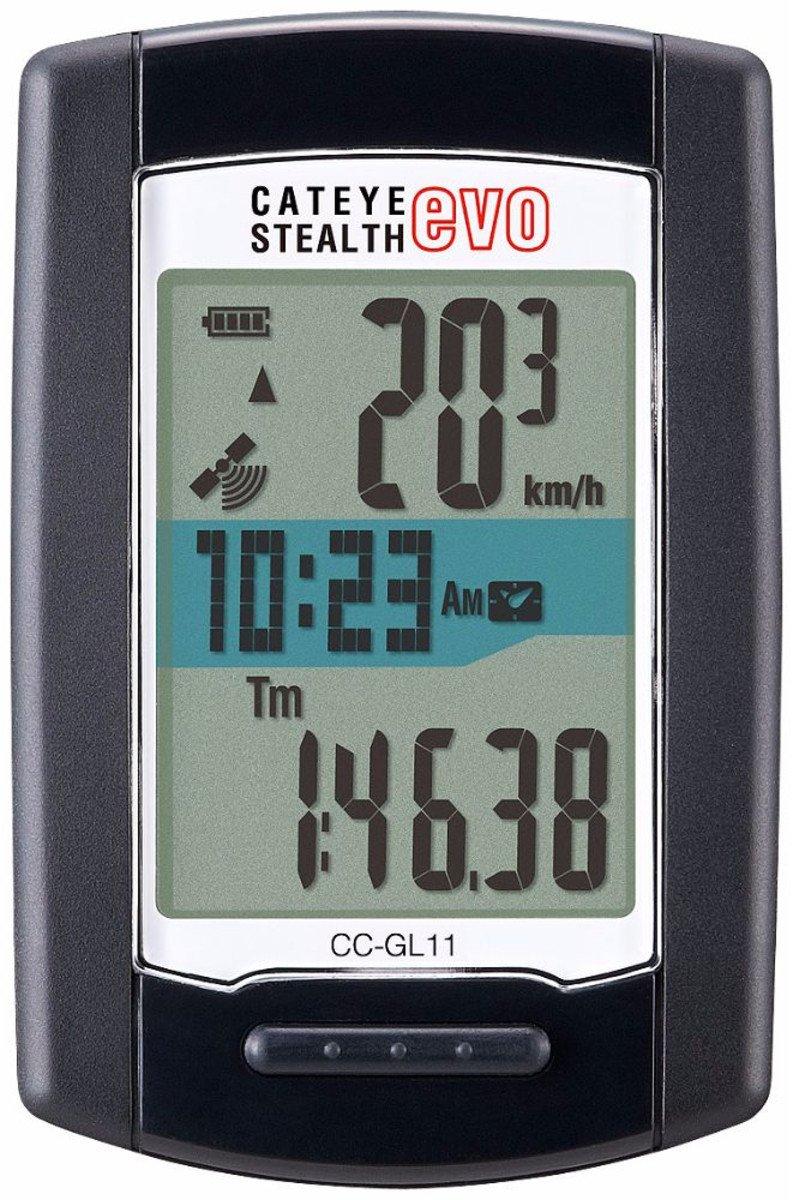CatEye Stealth EVO Wireless Bike Computer