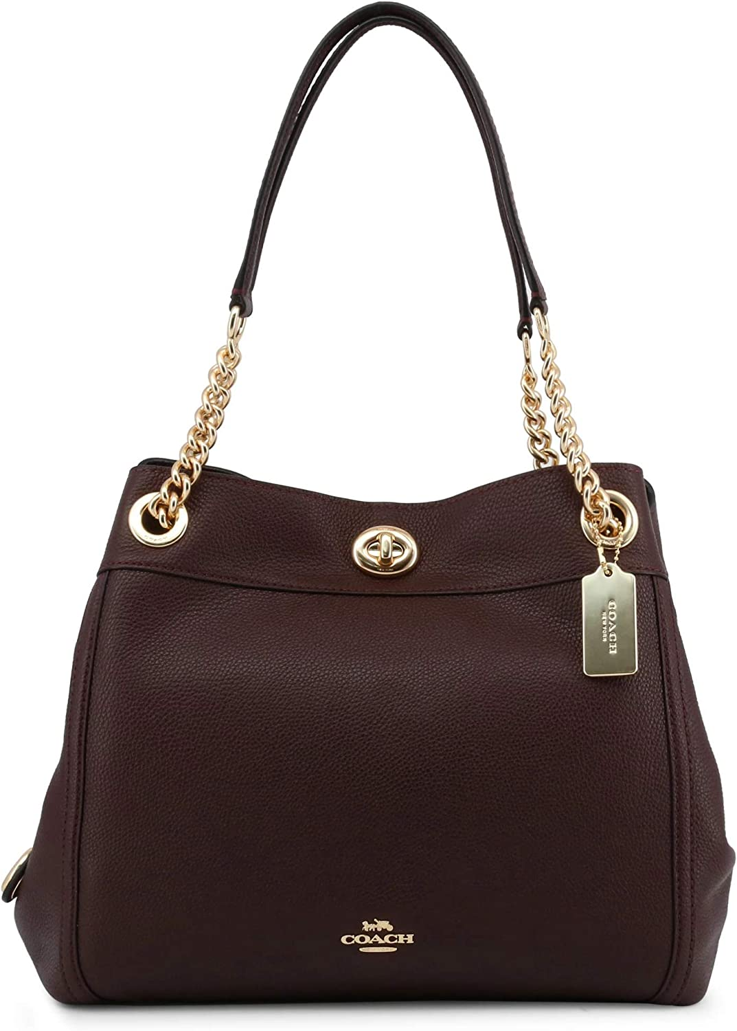 COACH Women's Turnlock Edie