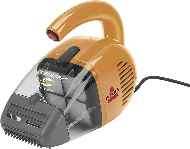 Bissell Cleanview Deluxe Corded Handheld Vacuum, 47R51 (Renewed)