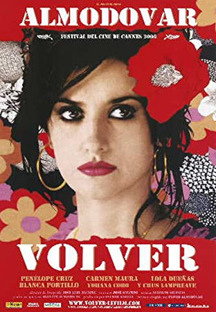 Volver Poster