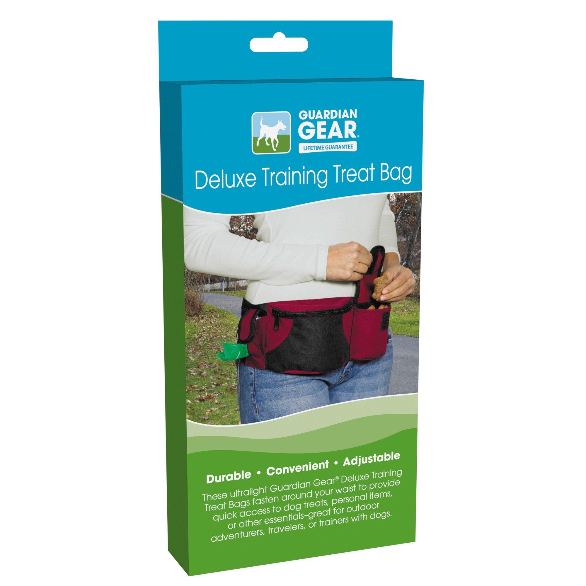 Guardian Gear Deluxe Pet Dog Training Treat Bag
