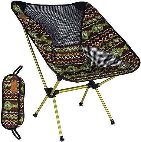 Silla Plegable Camping, Sillas Plegables Ultraligeras ...