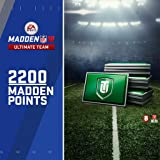 Madden NFL 18: 2200 MUT Points - PS4 [Digital Code]