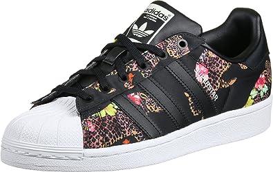 Adidas Superstar Femme Chaussures Noir