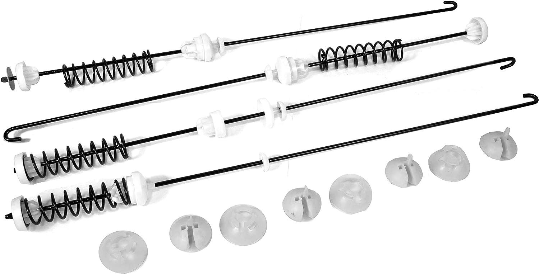 WEN Handyman Q-W0014 Washing Machine Suspension Rod, 4 Pack (OEM part number W10780048)