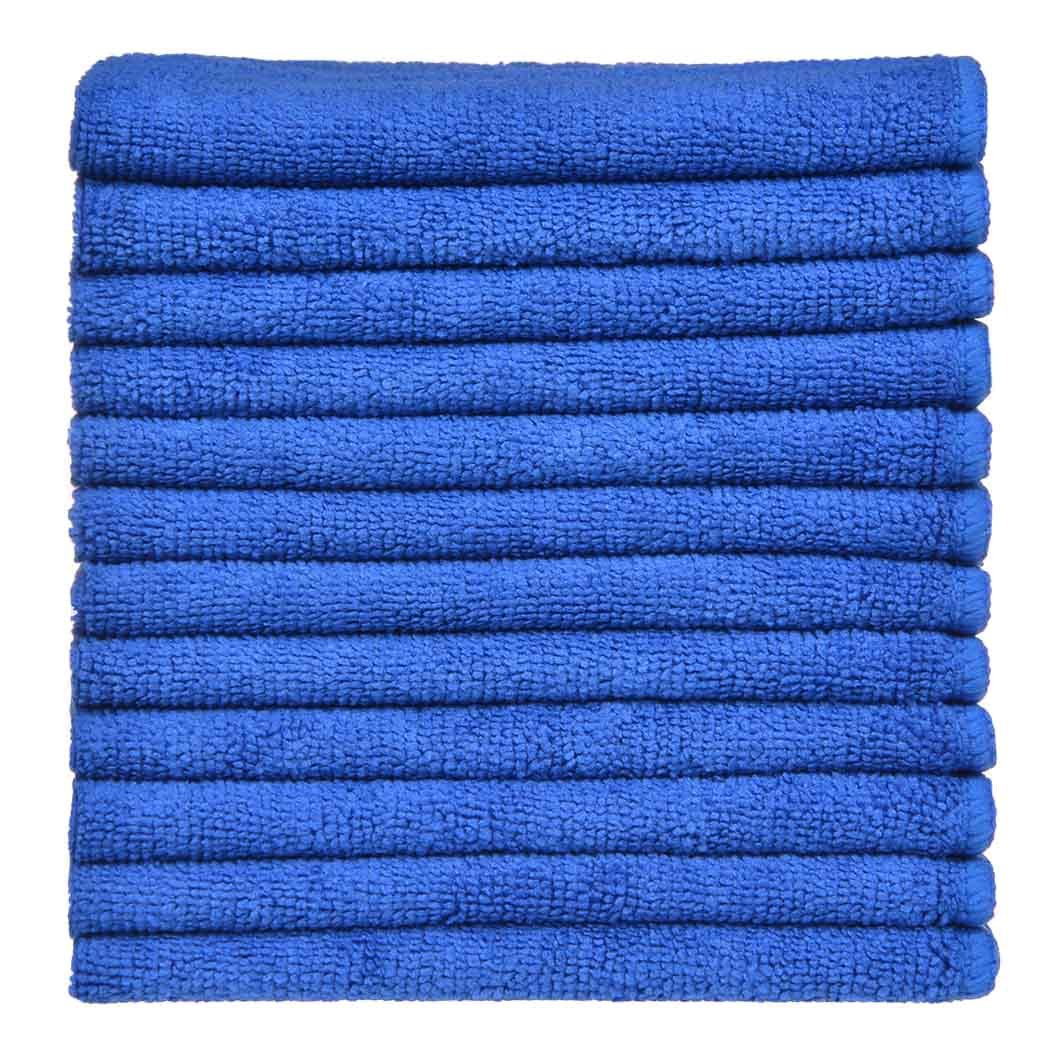 sinland lint free microfiber cleaning cloths kitchen cloth. Black Bedroom Furniture Sets. Home Design Ideas