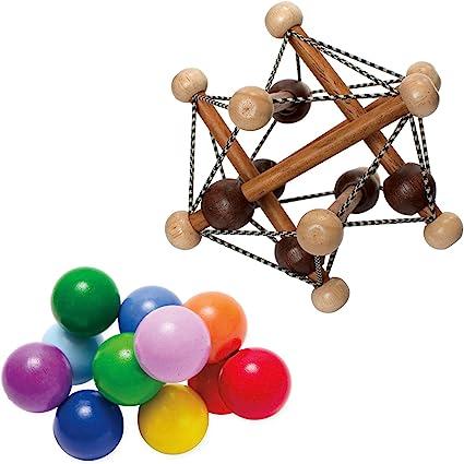 Manhattan Toy Skwish Color Burst Boxed//toys