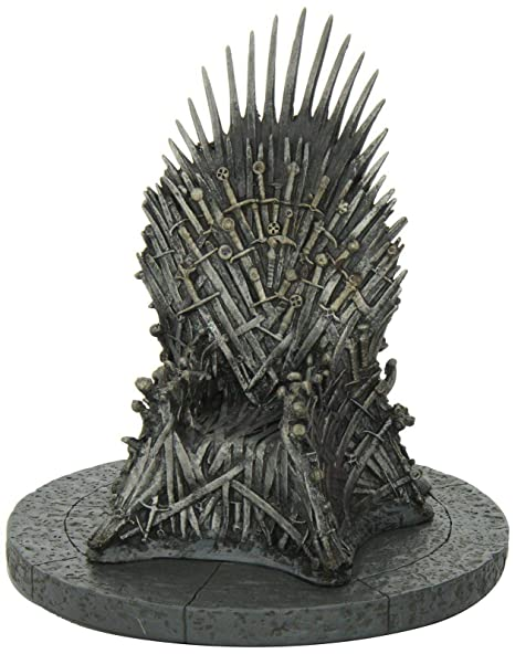 17cm Game Of Thrones Action Figure Toys Sword Chair Model Toy Song Of Ice And Fire The Iron Throne Desk Christmas Gift With A Long Standing Reputation Toys & Hobbies
