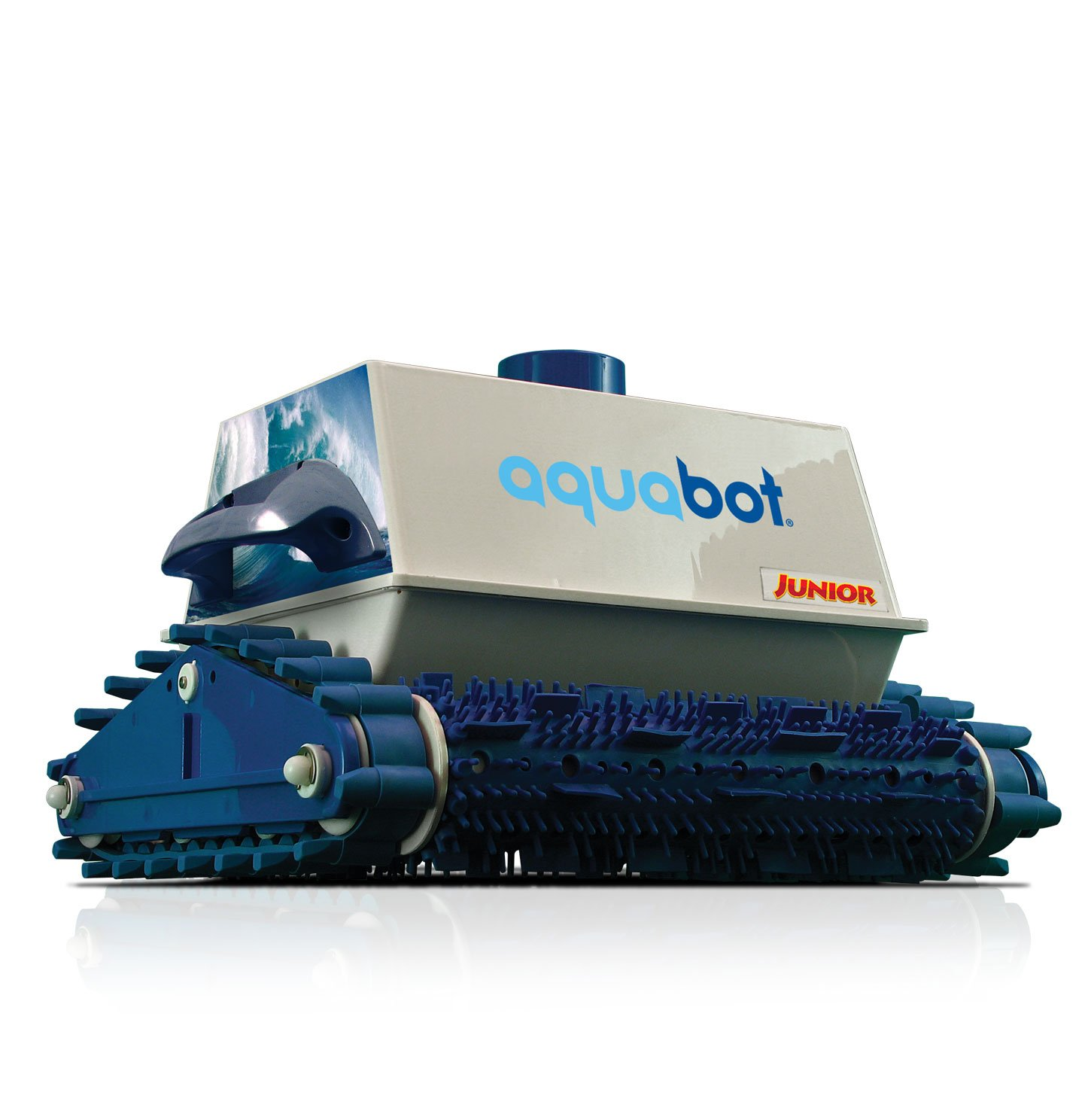 Aquabot Junior Automatic Robotic In Ground Pool Cleaner Under $450