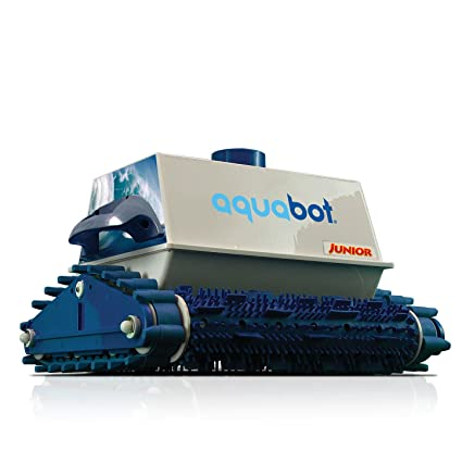 ea6696dbe3 Amazon.com : Aquabot Junior Automatic Robotic In Ground Pool Cleaner :  Swimming Pool Robotic Cleaners : Garden & Outdoor