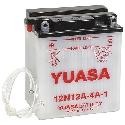 Yuasa YUAM2221B 12N12A-4A-1 Battery: Automotive