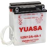 Yuasa YUAM2221B 12N12A-4A-1 Battery