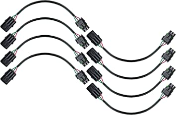 6 6 Pack Sensor-1 EXT3WP06-6 Extension Cables with Wire Weather-Pack Connectors