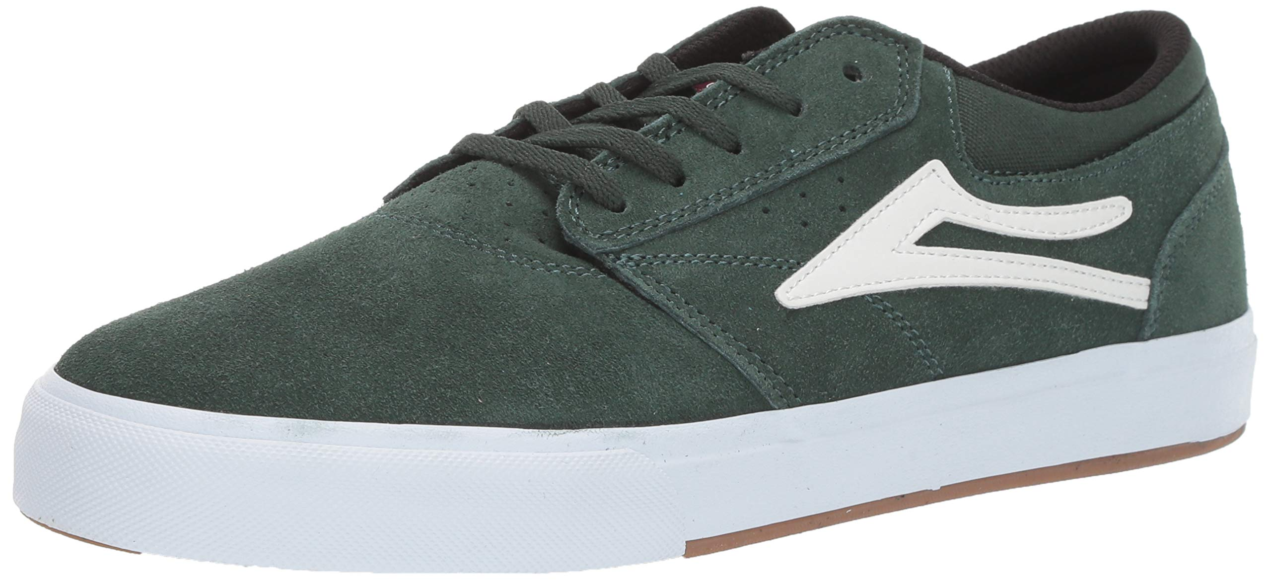Lakai Limited Footwear Mens Griffin Skate Shoe Pine Suede 11.5 M US by Lakai Limited Footwear Mens