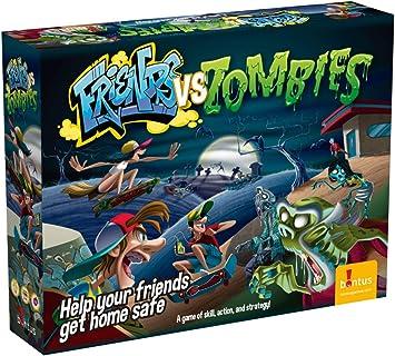 Friends Vs Zombies, un Juego de Habilidad, acción y Estrategia ...