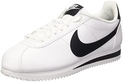 Nike Wmns Classic Cortez Leather, Scarpe da Fitness Donna