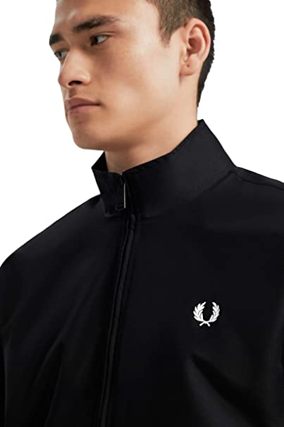 Amazon.com: Fred Perry - Chaqueta deportiva de doble punta ...