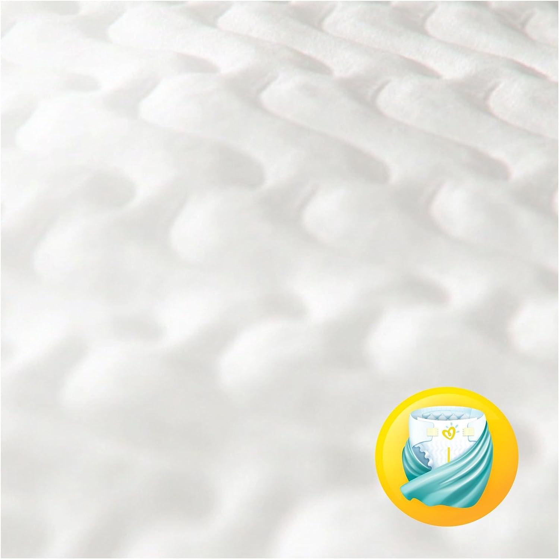 4er Pack 4 x 22 St/ück Pampers Premium Protection New Baby Windeln 2-5 kg 1 Gr