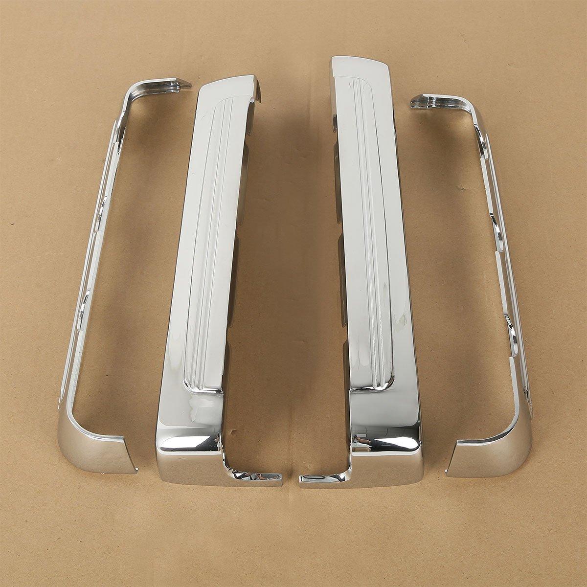 Replaces : 3901 XMT-MOTO Motor Chrome Lighting Valve Covers Kit For Honda Goldwing GL 1800 Trike 2001 2002 2003 2004 2005 2006 2007 2008 2009 2010 2012