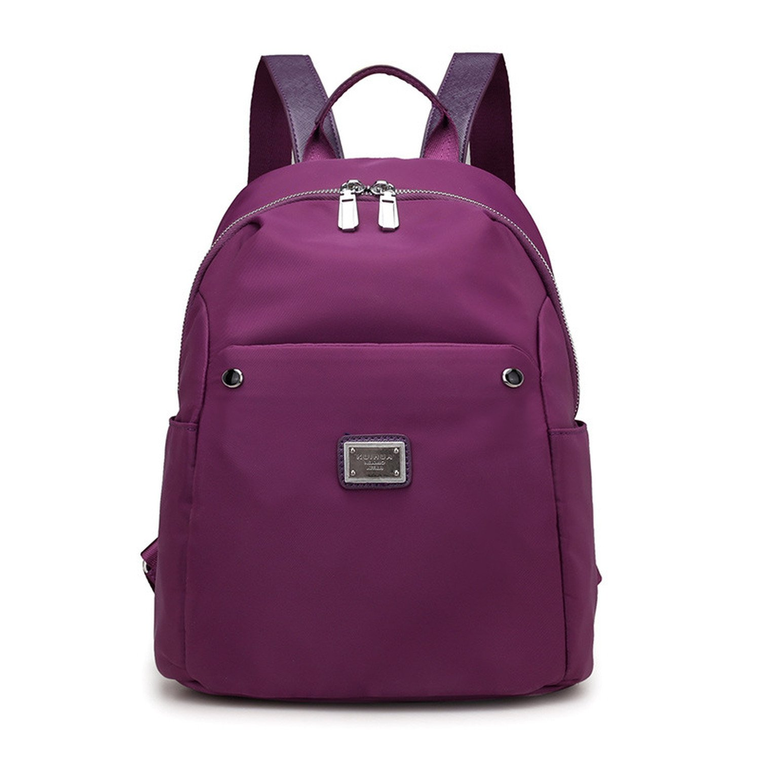 Leving Simple casual fashion shoulder bag female wild preppy backpack