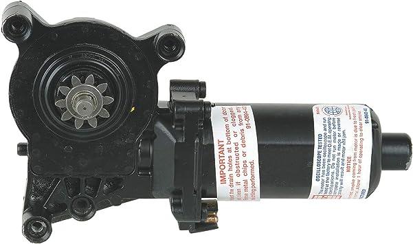 Power Window Motor-Window Lift Motor Front Left Cardone 47-34007 Reman