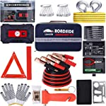 LIANXIN Emergency Car Kit car Accessories-Jumper Cables Kit for Car,Portable Air