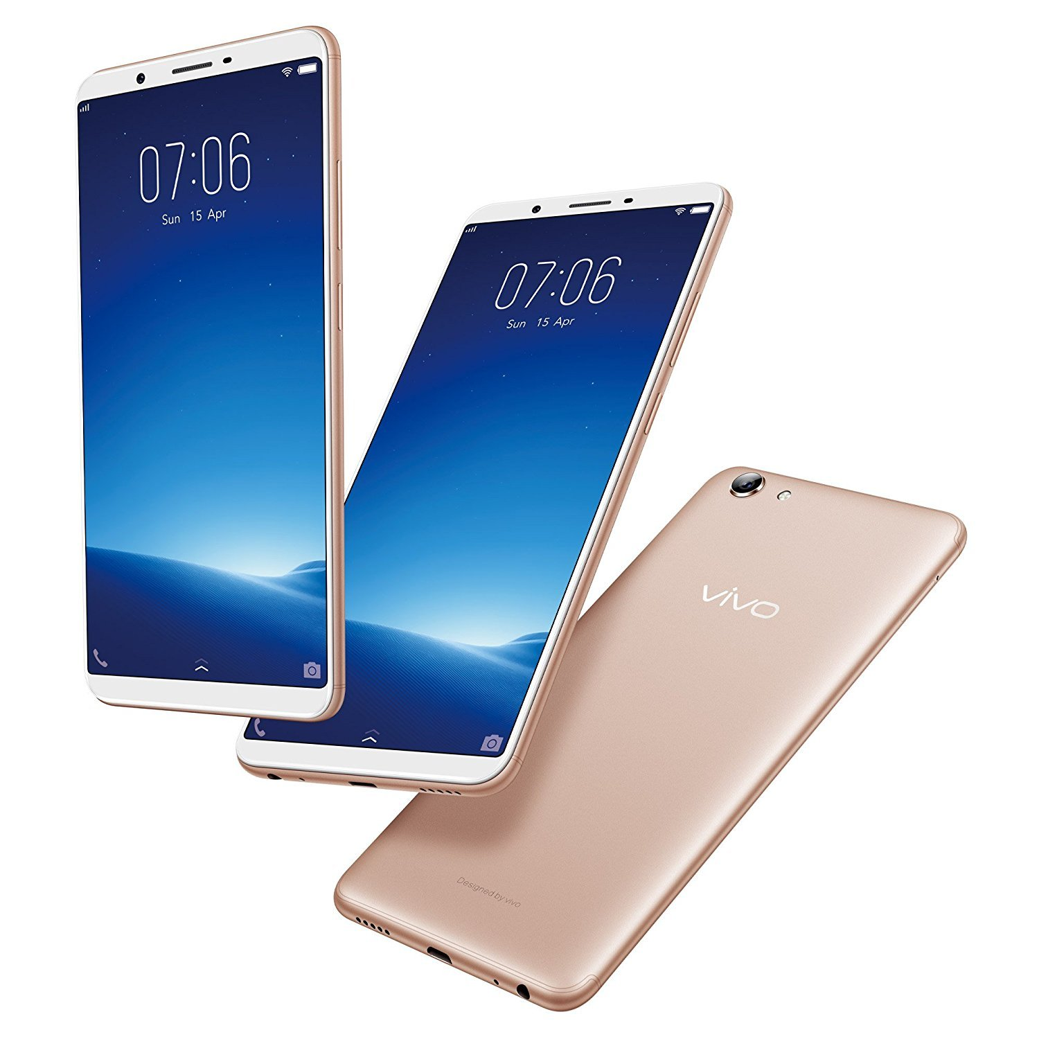 Vivo Y71 Gold 32gb Without Offers