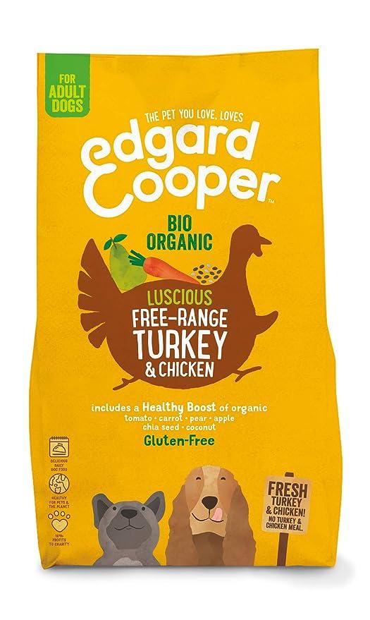 Edgard & Cooper | Pavo y Pollo de Granja ecológicos | Comida ...