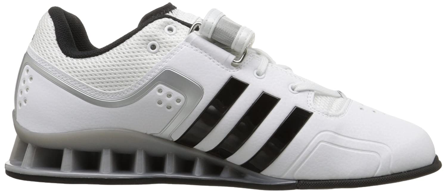 quality design 68265 d6784 Amazon.com  adidas Mens Adipower Weightlift Shoes  Fitness   Cross-Training