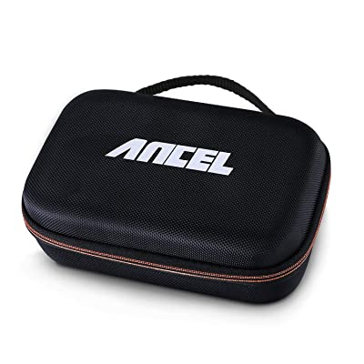 ANCEL Case for OBD2 Scanner, Protective and Storage Box for DEPSTECH Endoscope Camera, ANCEL AD310 AD410 Autel AL319 AUTOPHIX 126P FOXWELL NT201 Launch V Plus: Automotive