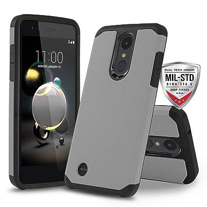 Amazon.com: Funda para LG Optimus Zone 4 (Verizon Wireless ...