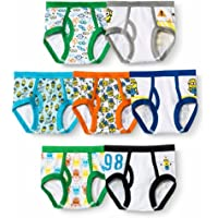 Despicable Me Toddler Boys' Minions 7 Pack Underwear Briefs
