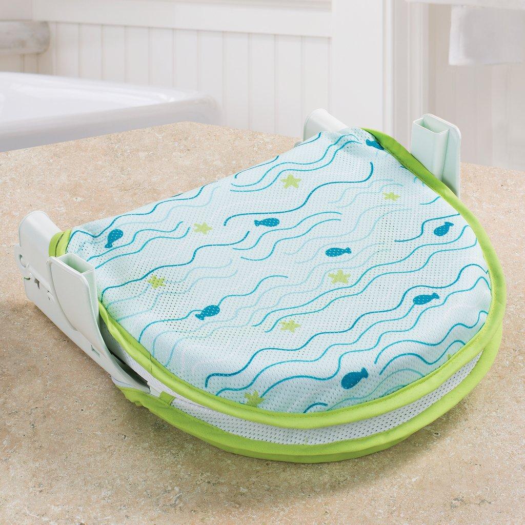 Amazon.com : Summer Infant Fold n Store Bath Sling : Baby