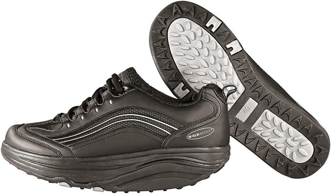 WalkMaxx - Zapatillas de Running de Material Sintético para Mujer ...