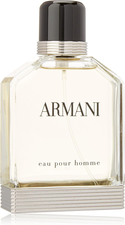 Giorgio Armani Eau Pour Homme Vaporizador Agua de Colonia - 100 ml