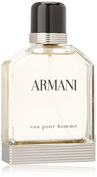 4655388e06 Eau Pour Homme by Giorgio Armani | Eau de Toilette Spray | Fragrance for Men