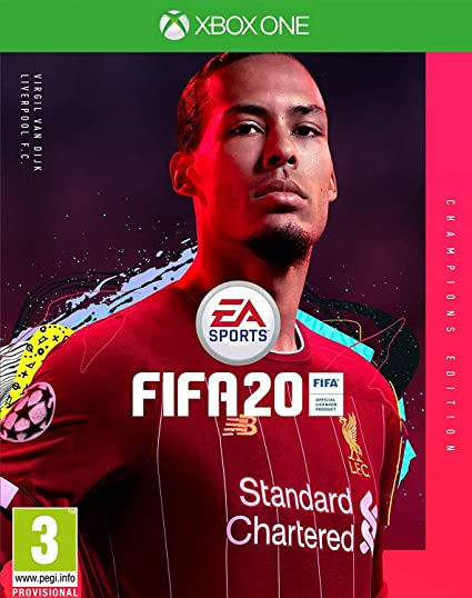FIFA 20 - Edición Champions: Amazon.es: Videojuegos