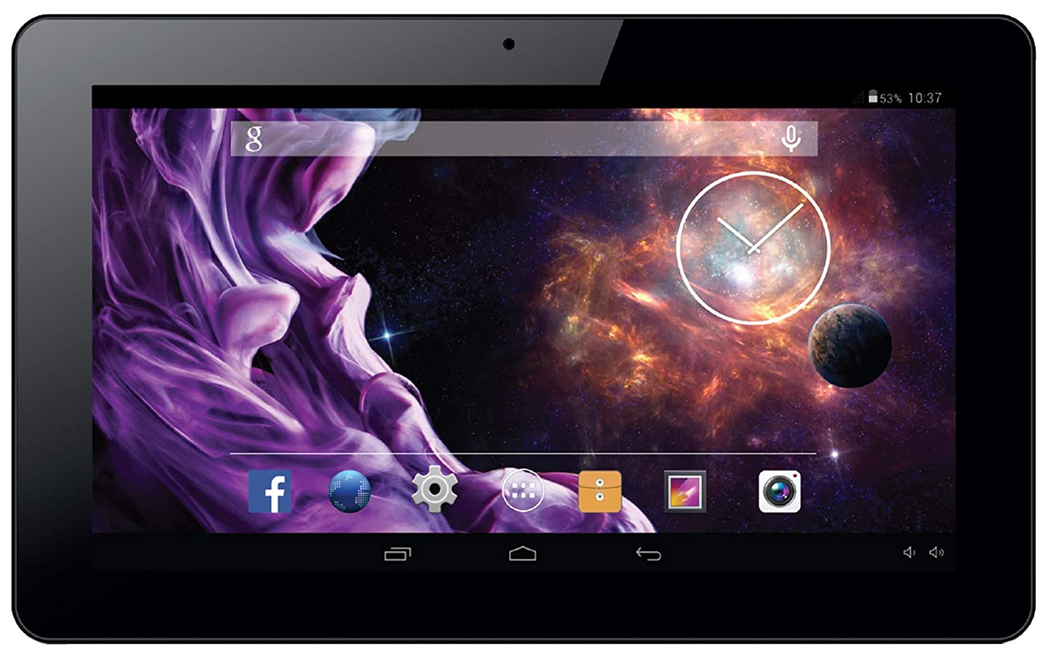 eSTAR GRAND 10 1 Inch Tablet with Front & Rear Camera, Intel