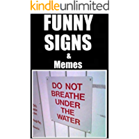 Memes: Funny Memes & Signpost Fails: Gosh Darn Comedy Gold (English Edition)