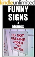 Memes: Funny Signs & Funny Memes: Sign Post Fails & More (English Edition)