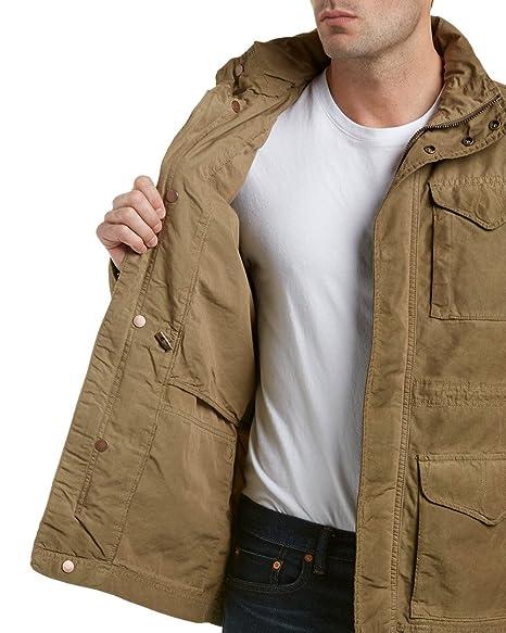 Et M65 HommeMarronSports Timberland Loisirs Jacket DE9WHI2