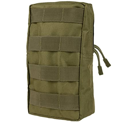 Just Molle Pouches Compact Water-resistant Multi-purpose Edc Utility Gadget Gear Hanging Waist Bag Pouch Fine Jewelry
