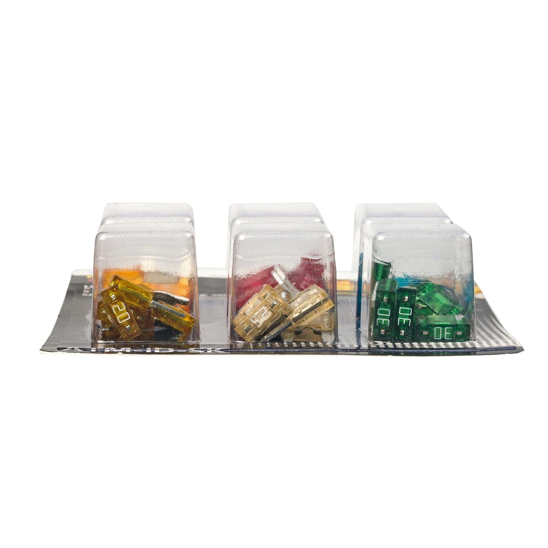36 Piece 5610373 Bussmann ATM-ID-SK easyID Fuse Assortment Kit