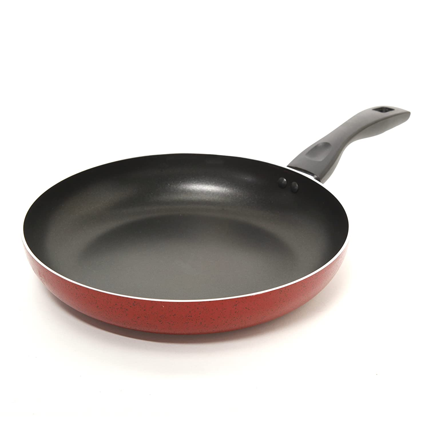 Amazon.com: Oster 91114.01 Telford Fry Pan, 12-Inch, Red: Stir Fry Pans: Kitchen & Dining
