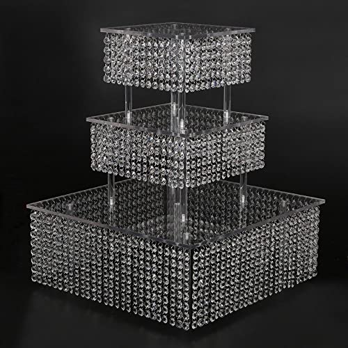 Amazon Crystal Cake Display Stand Weddings Parties Craft Mesmerizing Display Stands For Craft Fairs