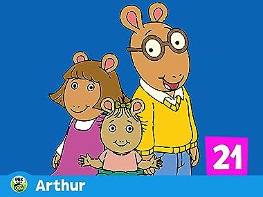Amazon.com: Watch Arthur Season 21 | Prime Video